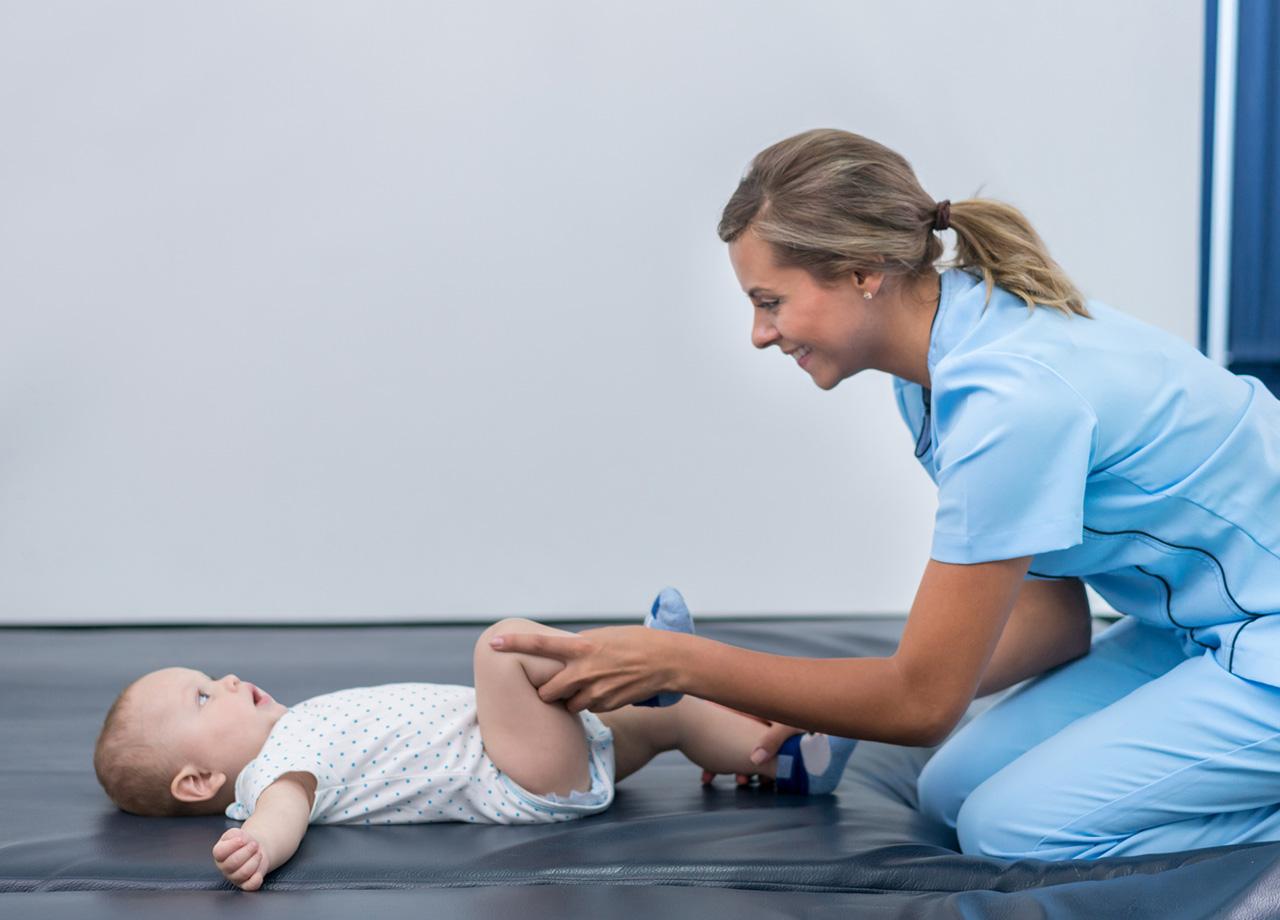 A gyógytorna gyermekeknek is gyakran szükséges lehet