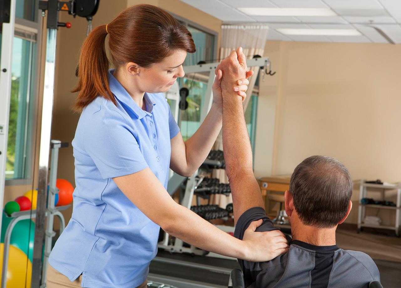 Stroke után is sokat segíthet a gyógytorna