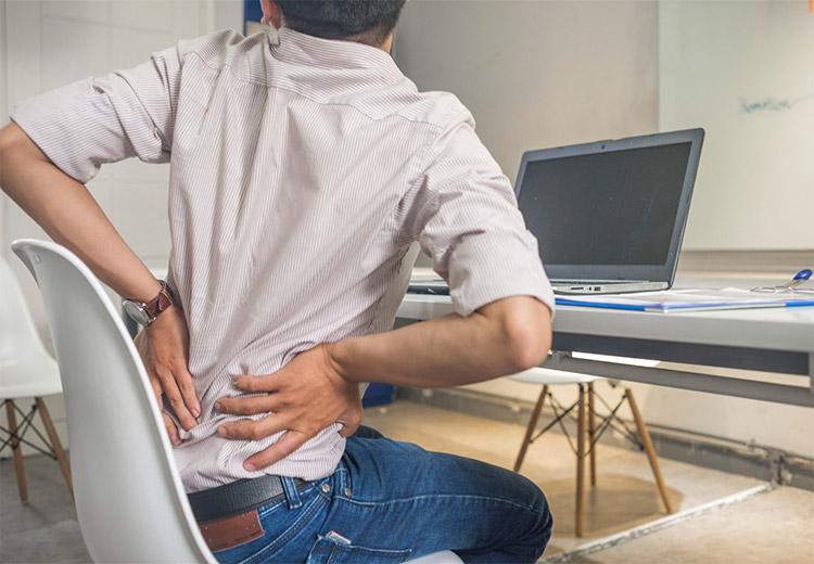 Az ülőmunka negatív hatásainak megelőzése